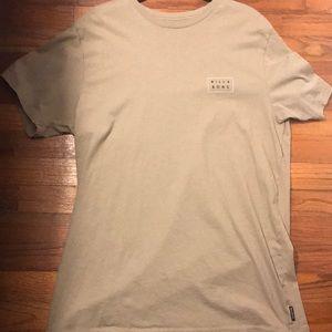 Billabong NWOT t shirt